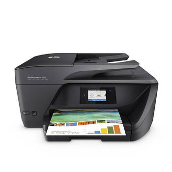HP OfficeJet Pro 6968 All-in-One Inkjet Printer