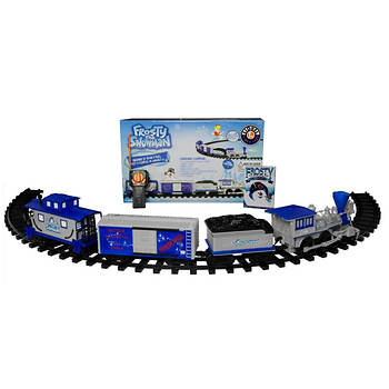 Lionel Frosty the Snowman G-Gauge Train Set with DVD