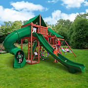 Gorilla Playsets Park Palace Swing Set