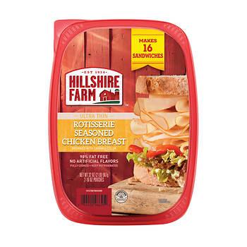 Hillshire Farm Rotisserie Chicken Lunchmeat, 32 oz.