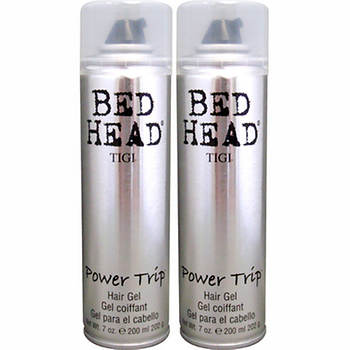 TIGI Bed Head Power Trip Hair Gel, 7 Oz., 2-Pk