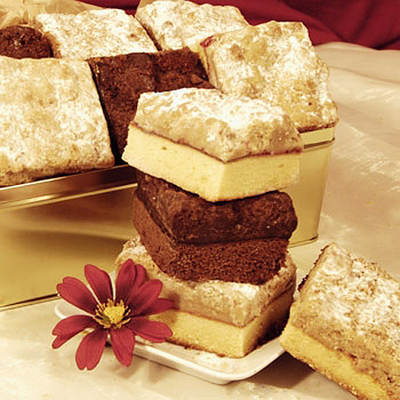 David's Cookies Assorted Crumb Cakes - 12 pk.