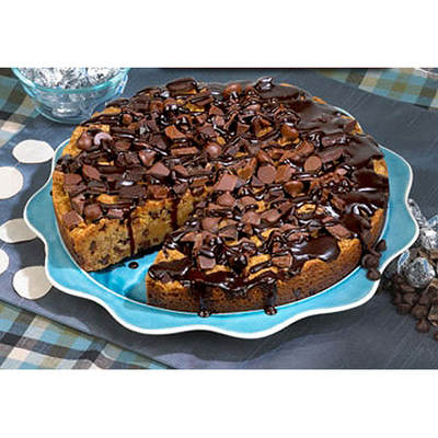 David's Cookies Deep-Dish Chocolate Chip Cookie Pie - 2 pk.