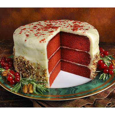 Smithfield Marketplace Red Velvet Cake