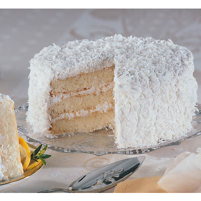 Smithfield Marketplace Coconut Layer Cake