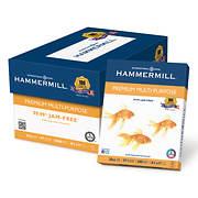 Hammermill Premium 20-lb. Multipurpose Paper, Letter, 5,000 ct. - Whit