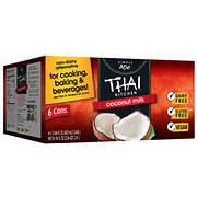 Thai Kitchen Coconut Milk, 6 pk./13.66 oz.