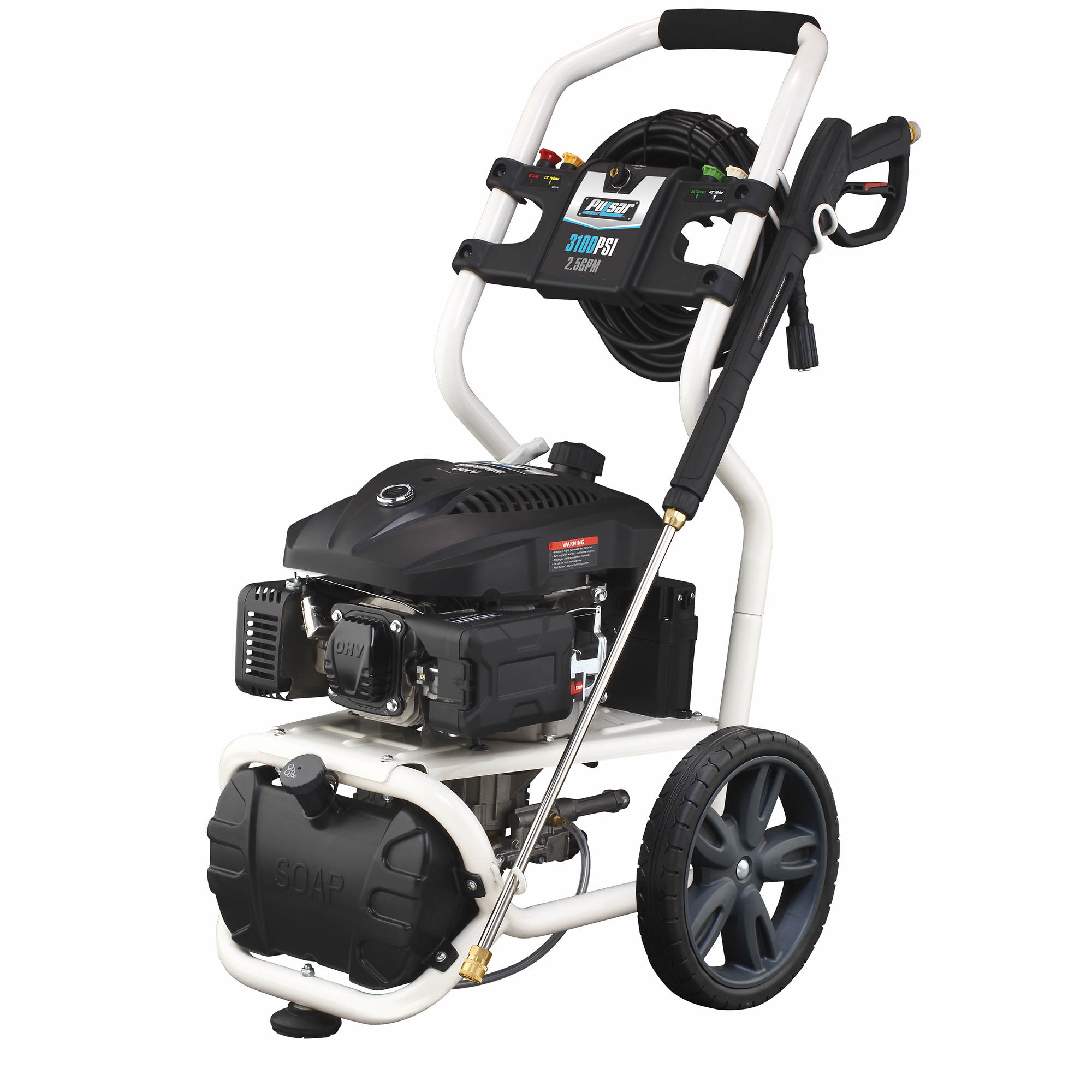 bj s whole club pulsar 3 100psi electric start pressure washer