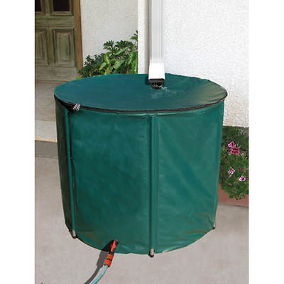 STC 156-Gal. Rain Barrel with Diverter