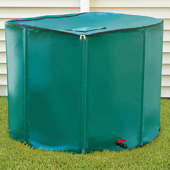 STC 250-gal. Rain Barrel