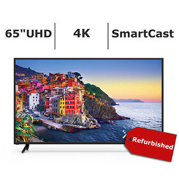 """Refurbished VIZIO E65-E1 SmartCast 65"""" 4K UHD Home Theater Display"""