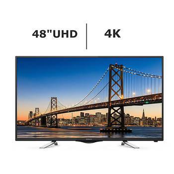 """Hitachi 48C6 48"""" 4K UHD LED TV"""