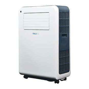 NewAir 12,000-BTU Portable 4-in-1 Air Conditioner with Heat, Fan and Dehumidifier Functions