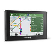 "Garmin DriveSmart 50LMT 5"" GPS with Lifetime Maps and Traffic"