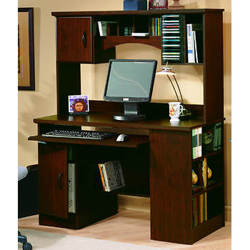 South Shore Computer Desk (Cherry)