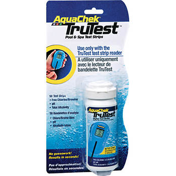 AquaChek TruTest Test Strips Refill for Reader, 50 Count, 2-Pk