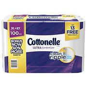 Cottonelle Ultra ComfortCare 216-Sheet 2-Ply Toilet Paper, 36 pk.