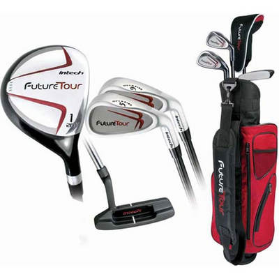 Intech Future Tour Pee-Wee Right-Hand Combo Golf Club Set