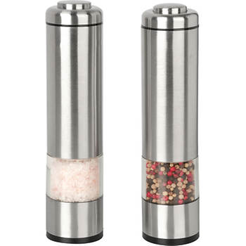 Kalorik 2-Piece Salt and Pepper Grinder Set