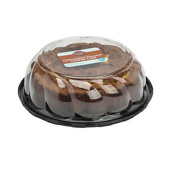 Wellsley Farms Cinnamon Coffee Cake, 38 oz.