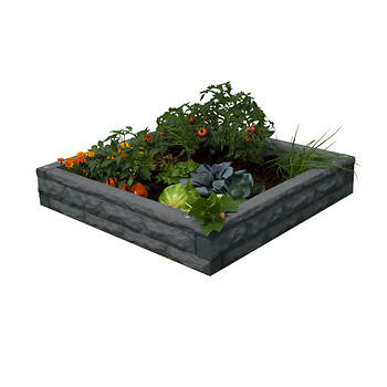Garden Wizard 4' x 4' Raised Garden Bed