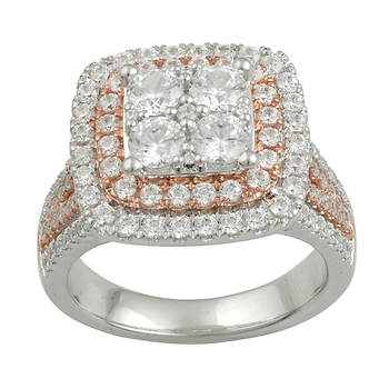 2.00 ct. t.w. Diamond Ring in 14k White Gold