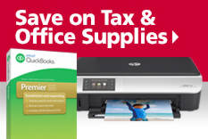 Tax & Office Supplies >