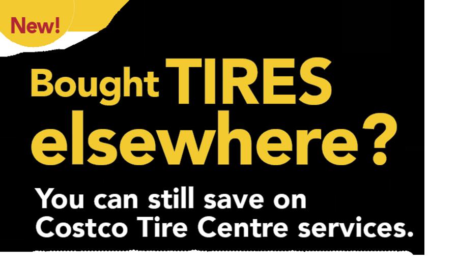 Tire Centre Services Costco