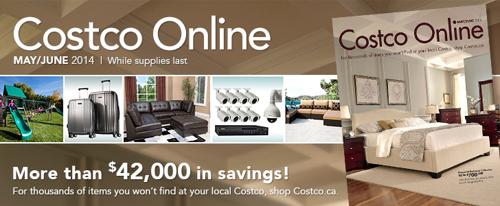 Costco Online May June 2014 Wile Supplies Last More Than 42 000 In Savings Forthousands Of