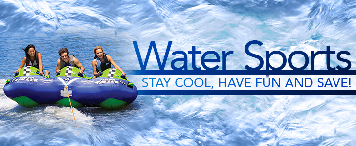 Water Sports Stay Cool Have Fun And Save