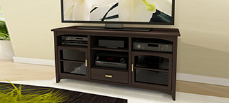 Aerie 60 In Television Stand