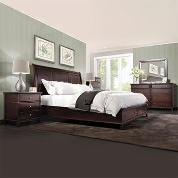 Pallisades Ii Bedroom Collection