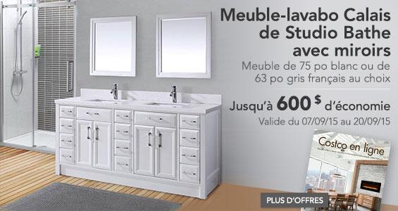 économisez Sur Les Meubles Lavabos Les Remises Et Les Appareils D