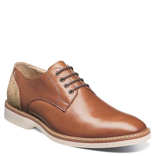 Florsheim Union Plain Toe Oxford(Men's) -Chocolate Leather