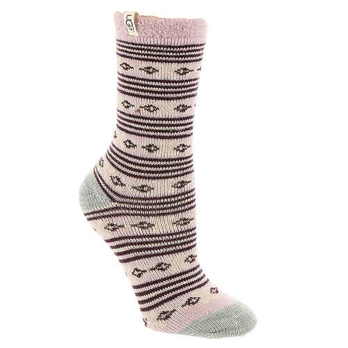 UGG® Fair Isle Fleece Lined Socks (Women's) | FREE Shipping at ...