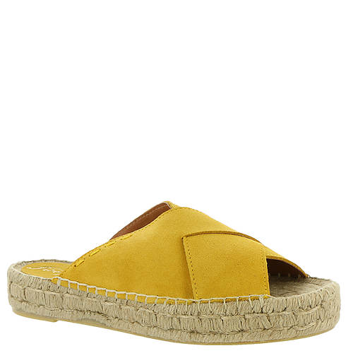 Tuscan Slip On Espadrille in Black. - size 37 (also in 36,38,39,40,41) Free People