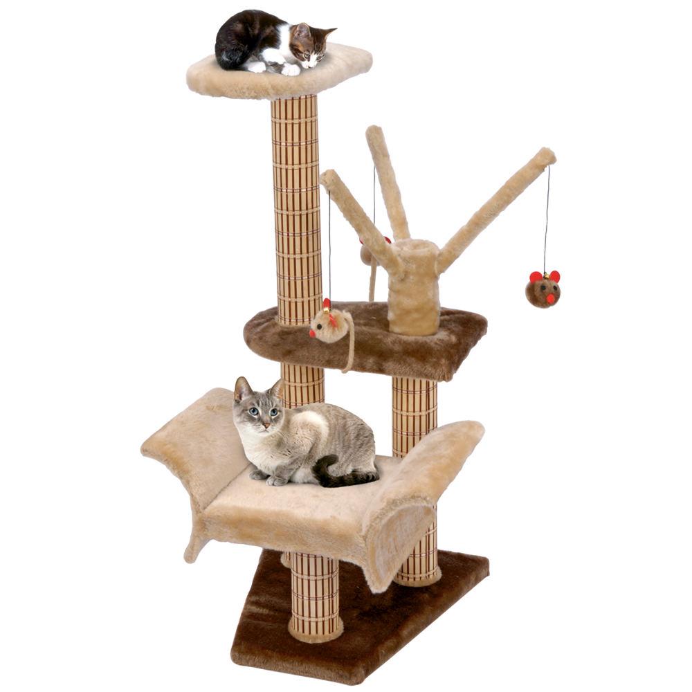 cat life cat tree u0026 lounger gallery
