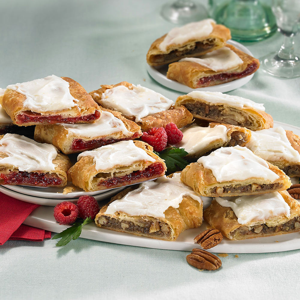 Danish Kringle Pecan Raspberry Flavor Out Of Stock Figi S