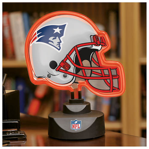 Nfl Neon Helmet Lamp By Memory Company Color Out Of