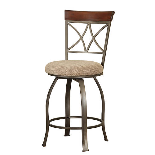 Hamilton Swivel Counter Stool Color Out Of Stock