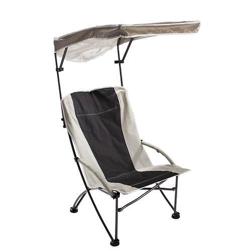 Quik Shade High Folding Camp Chair