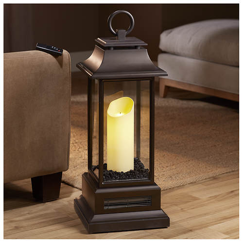 Duraflame 27 Quot Infrared Candle Lantern Heater Stoneberry