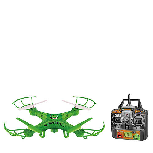 World Tech Angry Birds The Pigs Drone Stoneberry