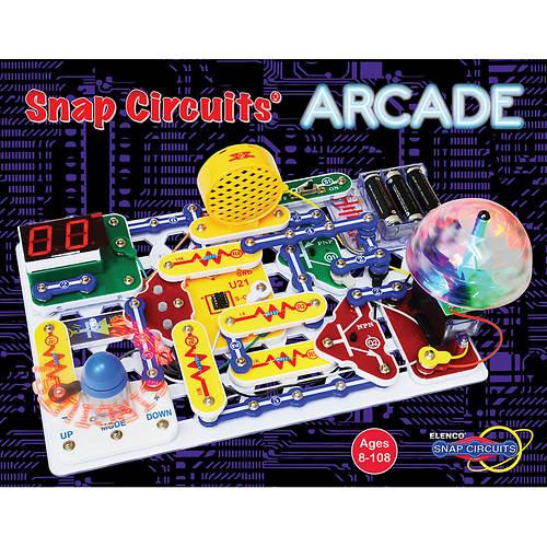 Elenco Snap Circuits Arcade Stoneberry