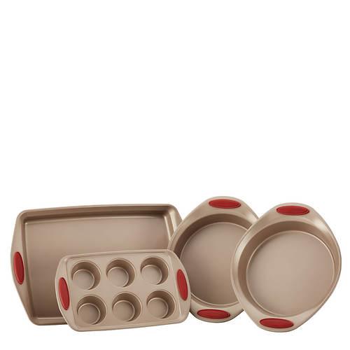 Rachael Ray 4 Piece Bakeware Set Stoneberry