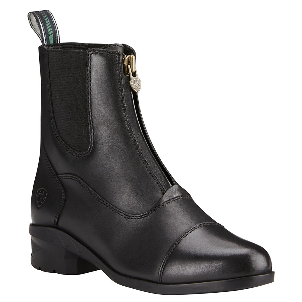 Ariat Ladies' Heritage IV Zip Paddock BOOTS 8.5 M | eBay