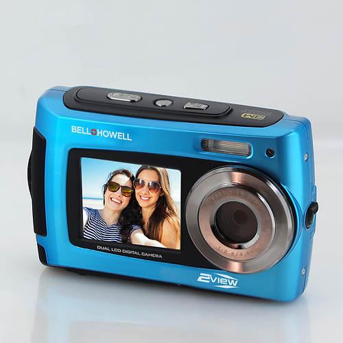 Bell Howell 2 View Waterproof Dual Screen Hd Camera
