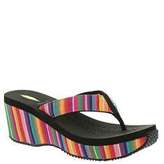 Womens Purple Wedges Shoes Masseys