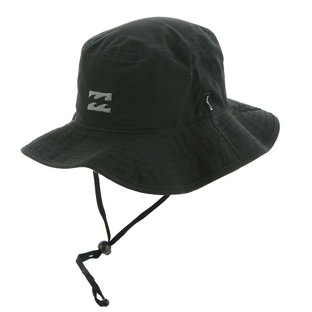 Billabong Men's Big John Hat Black Hats One Size 655119BLK
