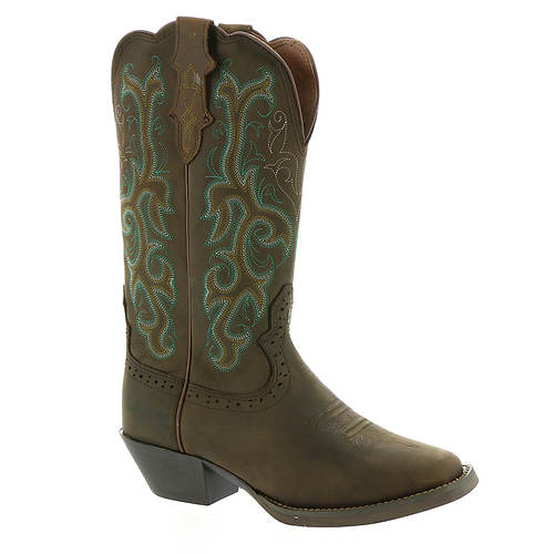 Collection Boots Justin Stampede women's L2552 UwERqE